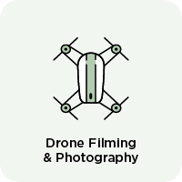 Drone Filming Logo